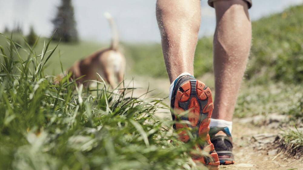 UA student running